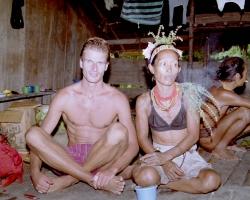 Mentawai family